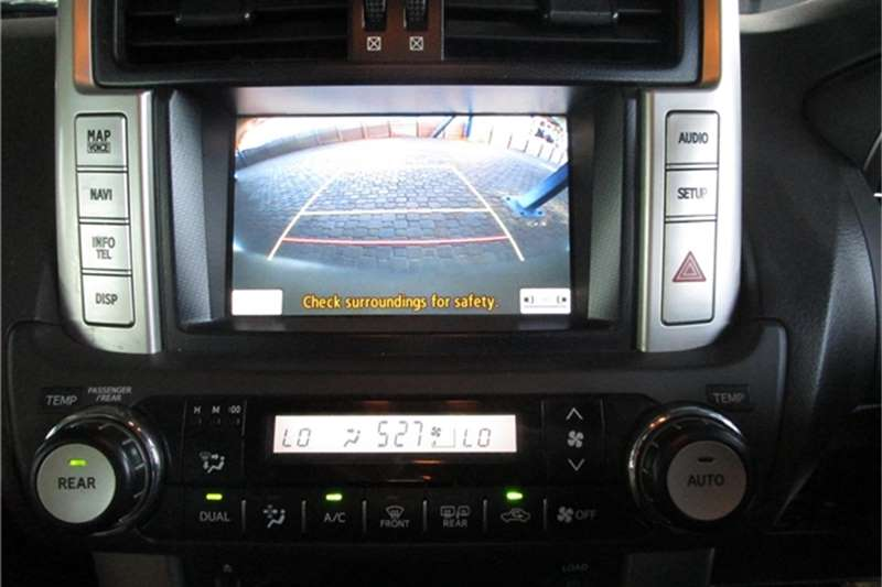 2010 Toyota Land Cruiser Prado Land Cruiser Prado 3.0DT VX