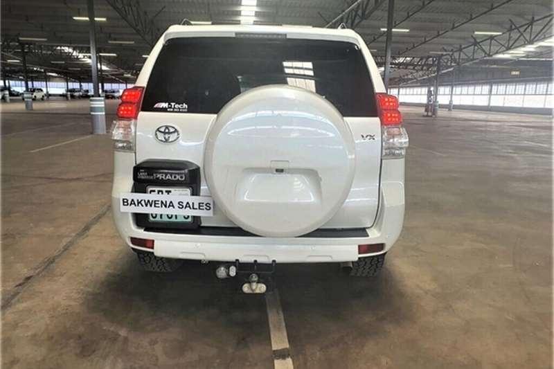 Used 2011 Toyota Land Cruiser Prado 3.0DT VX