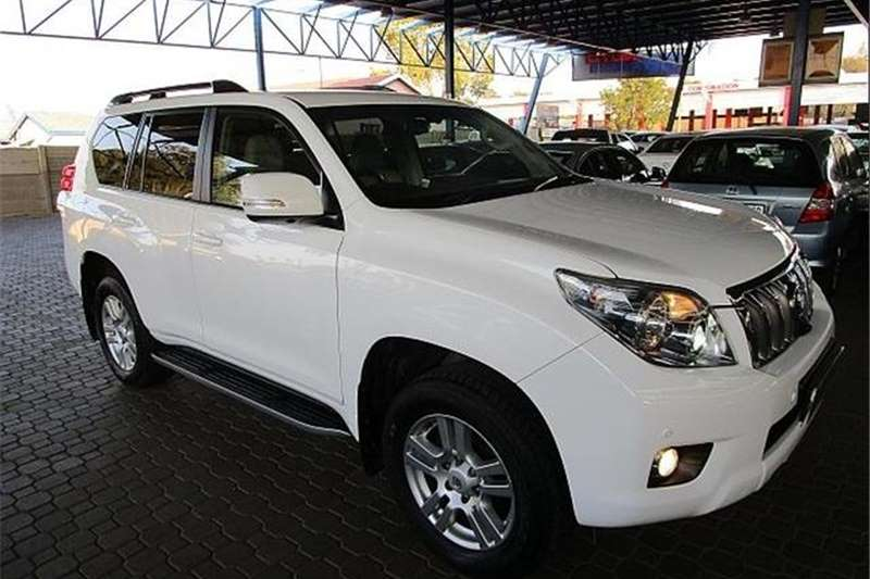 Toyota Land Cruiser Prado 3.0DT VX 2013