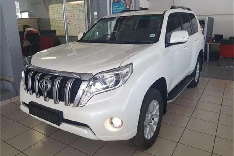Toyota Land Cruiser Prado 3.0DT VX 2014