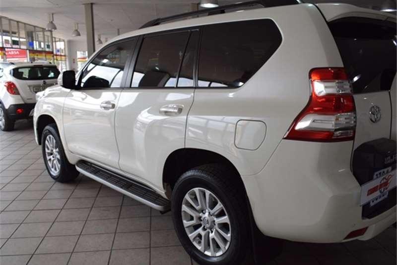2014 Toyota Land Cruiser Prado Land Cruiser Prado 3.0DT VX