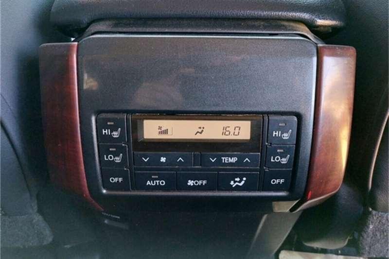 2015 Toyota Land Cruiser Prado Land Cruiser Prado 3.0DT VX