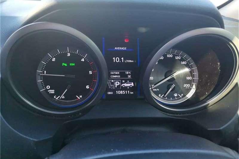 Toyota Land Cruiser Prado 3.0DT VX 2016