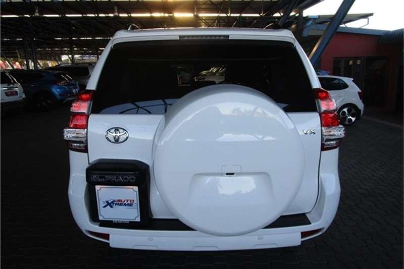 Used 2016 Toyota Land Cruiser Prado 3.0DT VX