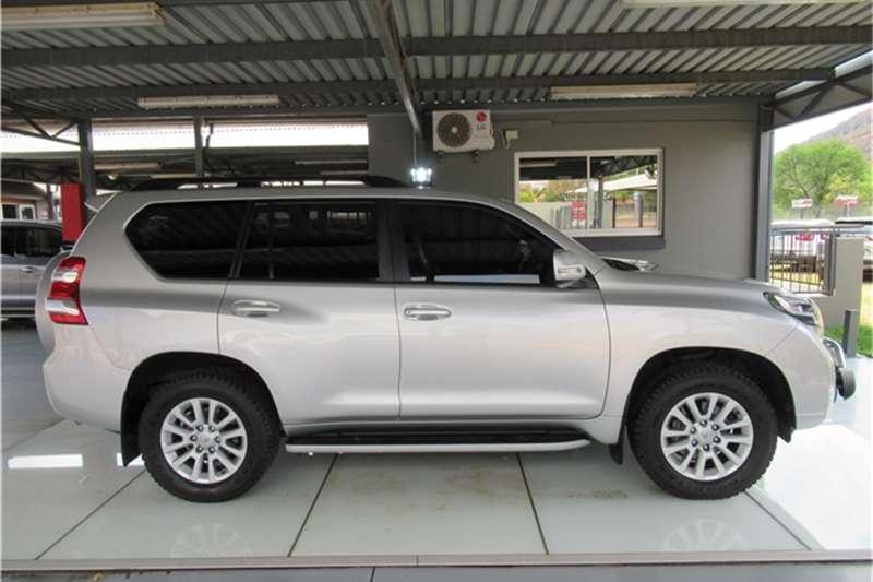 Toyota Land Cruiser Prado 3.0DT VX 2017