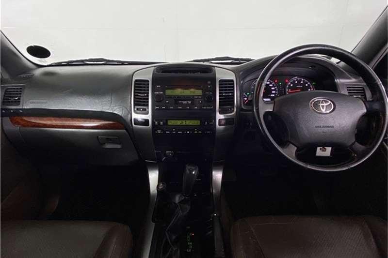 2005 Toyota Land Cruiser Prado Land Cruiser Prado 4.0 VX