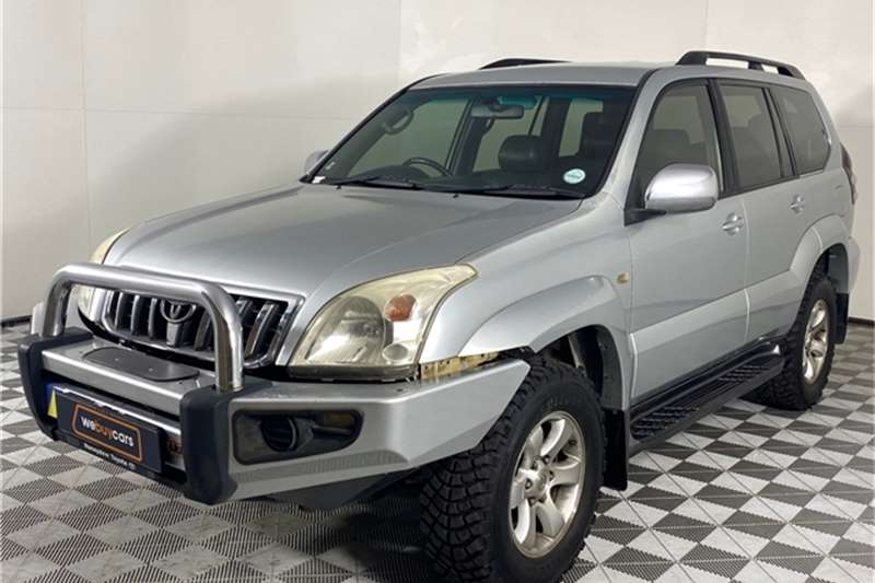 Used 2005 Toyota Land Cruiser Prado 4.0 VX