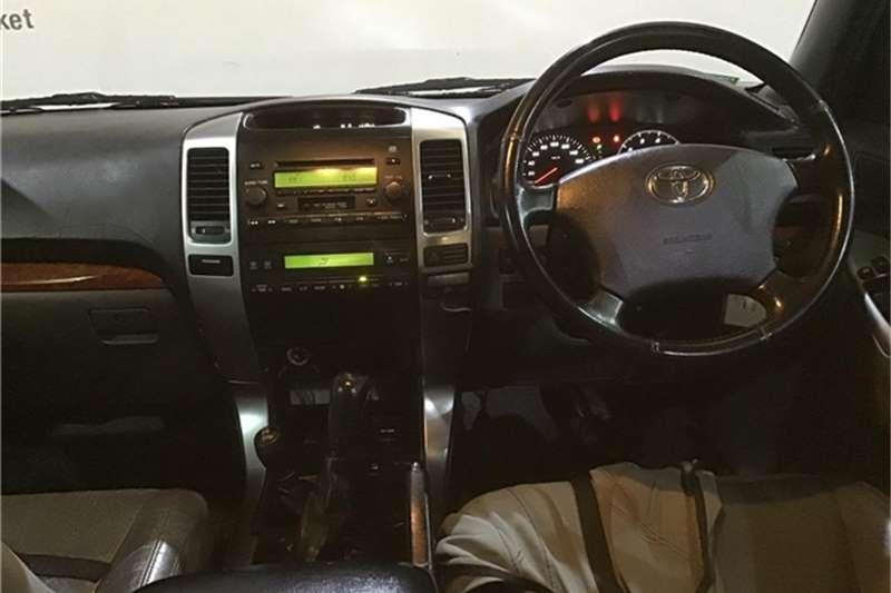 Toyota Land Cruiser Prado 4.0 VX 2006
