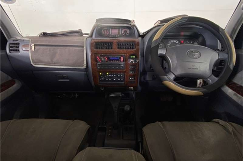 2006 Toyota Land Cruiser Prado Land Cruiser Prado 4.0 VX