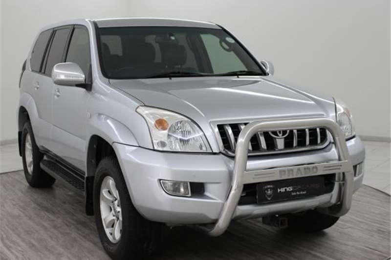 Toyota Land Cruiser Prado 4.0 VX 2007