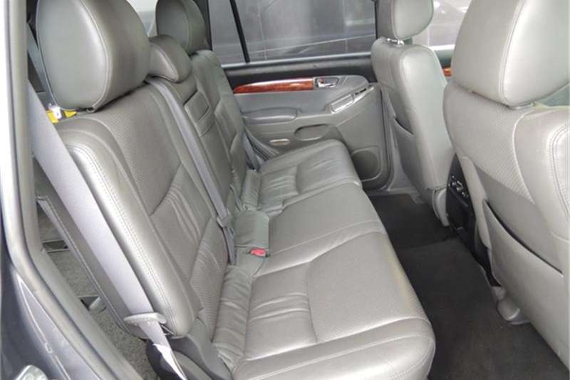 Toyota Land Cruiser Prado 4.0 VX 2008