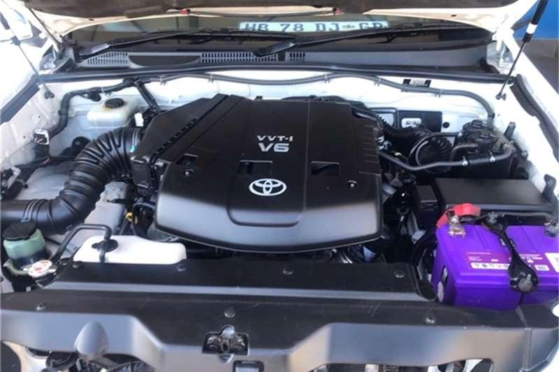 2008 Toyota Land Cruiser Prado Land Cruiser Prado 4.0 VX