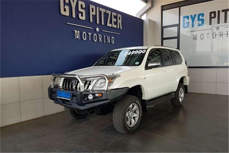 Toyota Land Cruiser Prado 4.0 VX 2009