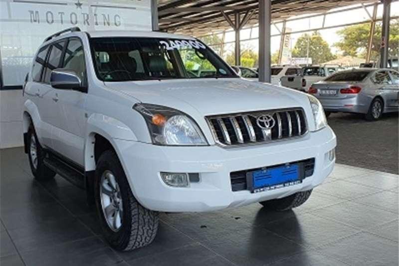 2009 Toyota Land Cruiser Prado Land Cruiser Prado 4.0 VX