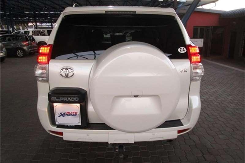 2010 Toyota Land Cruiser Prado Land Cruiser Prado 4.0 VX
