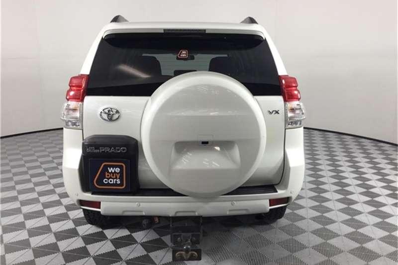 Toyota Land Cruiser Prado 4.0 VX 2012