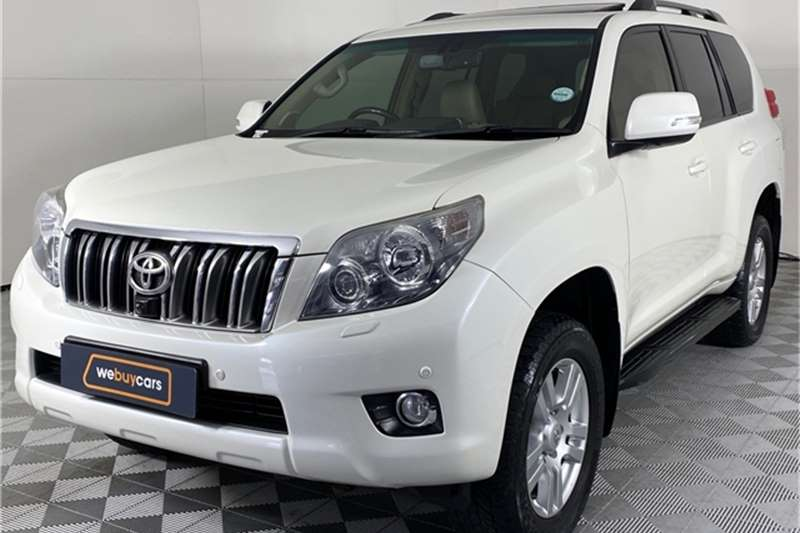 Used 2012 Toyota Land Cruiser Prado 4.0 VX