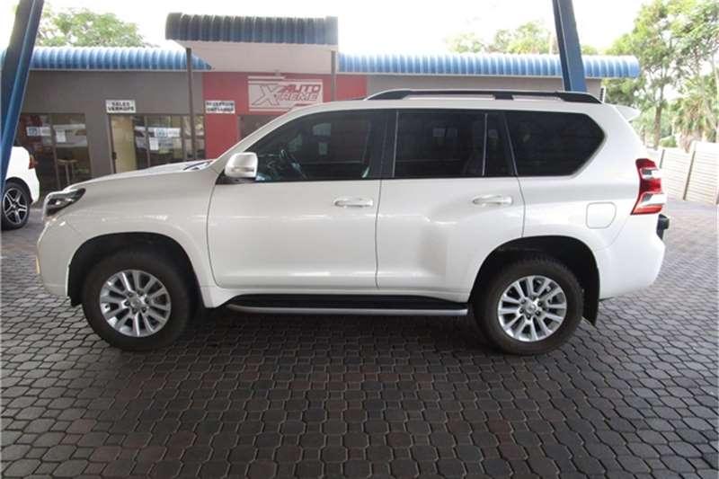 Toyota Land Cruiser Prado 4.0 VX 2014