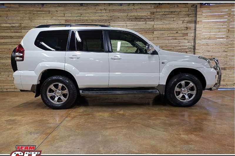 Toyota Land Cruiser Prado in South Africa | Junk Mail