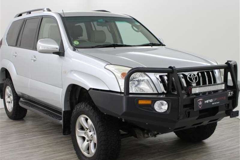 2005 Toyota Land Cruiser Prado 3.0DT VX