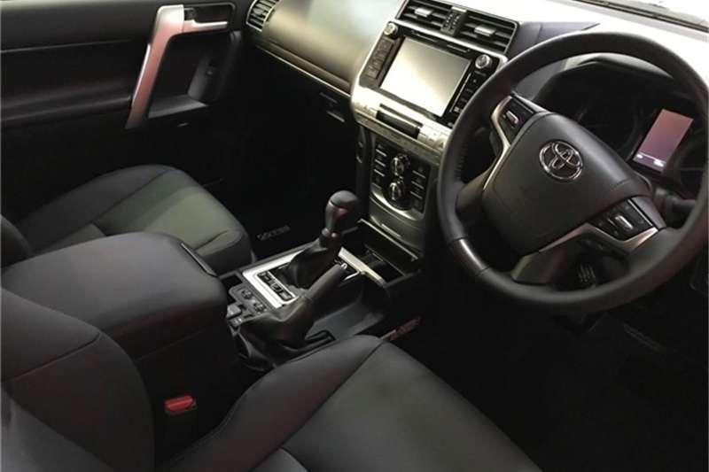Toyota Land Cruiser Prado >> 2019 Toyota Land Cruiser Prado Prado Vx L 3 0d A T Junk Mail