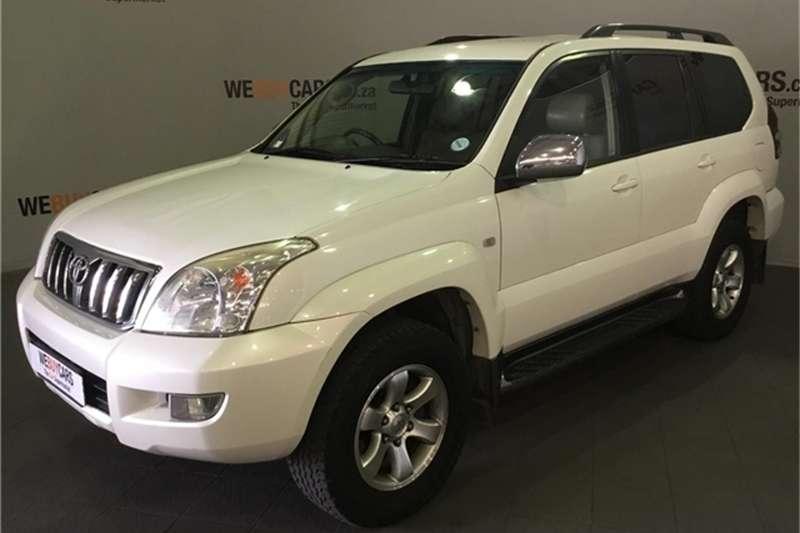 2005 Toyota Land Cruiser Prado 4.0 VX
