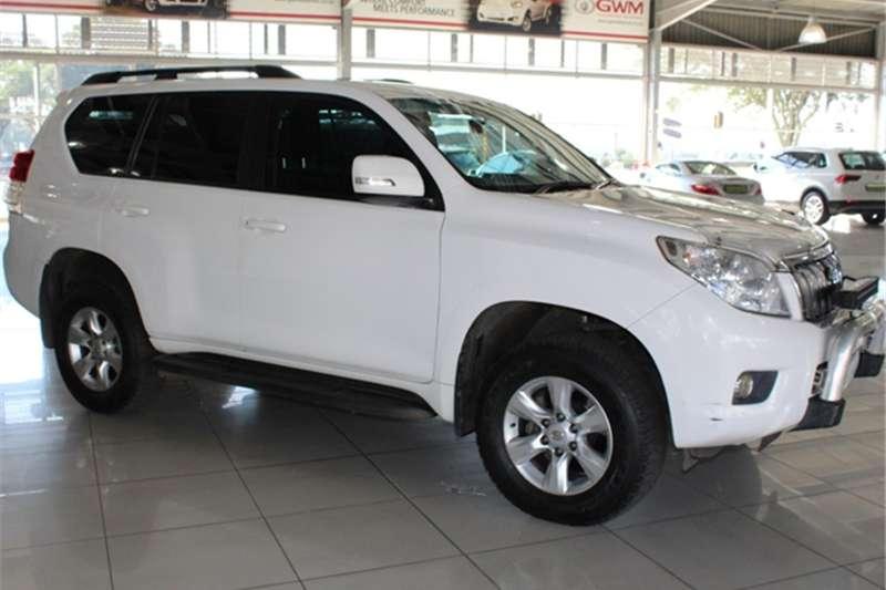 2011 Toyota Land Cruiser Prado 3.0DT TX