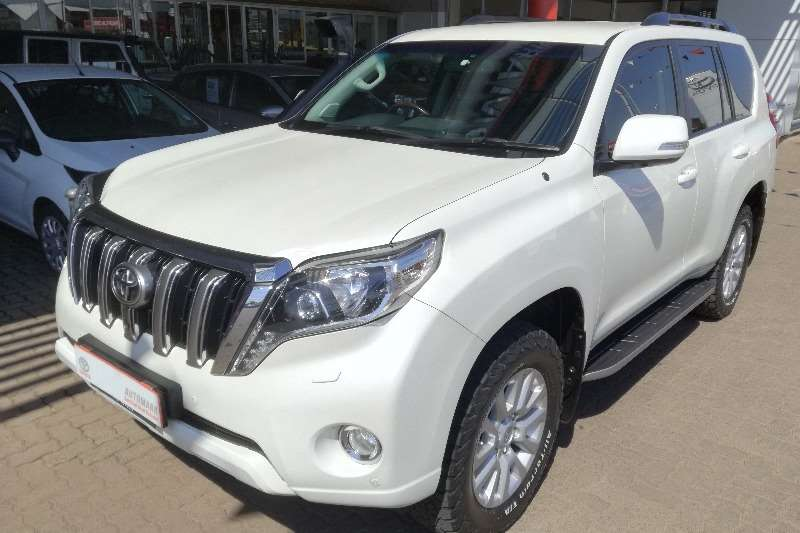2014 Toyota Land Cruiser Prado 3.0DT VX