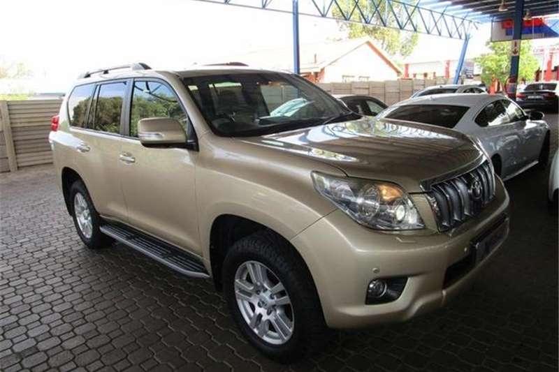 2010 Toyota Land Cruiser Prado 4.0 VX