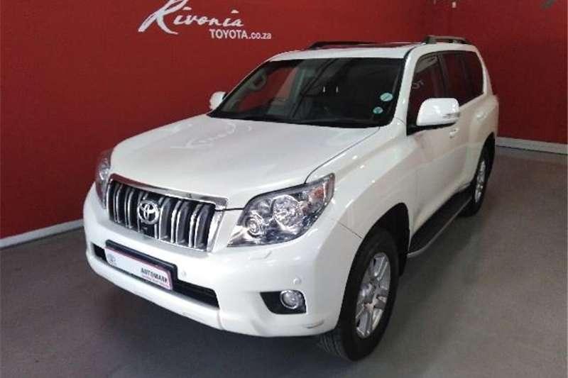 2011 Toyota Land Cruiser Prado 4.0 VX