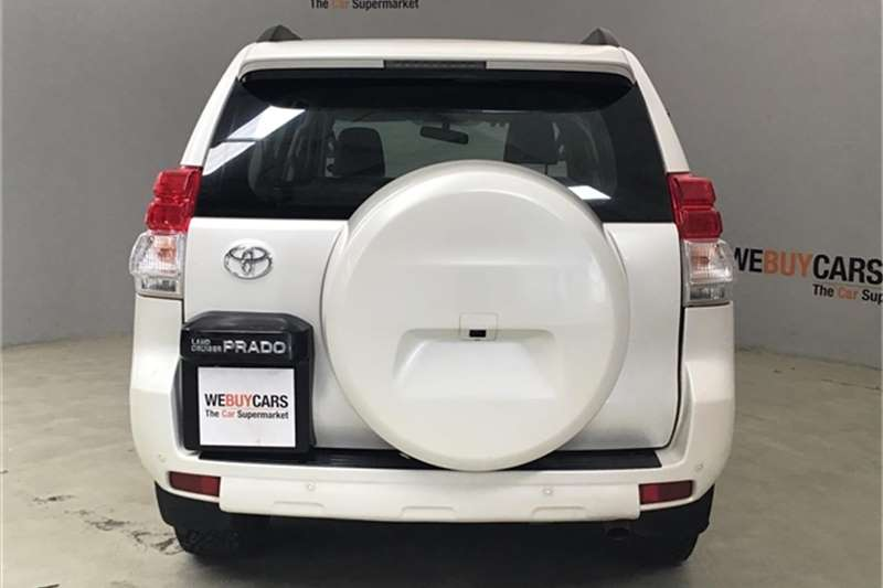 2012 Toyota Land Cruiser Prado 3.0DT TX