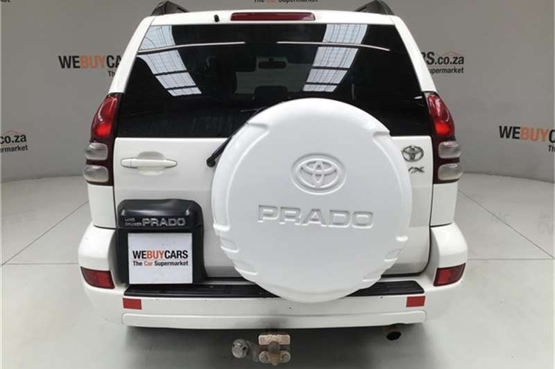 2008 Toyota Land Cruiser Prado 4.0 VX
