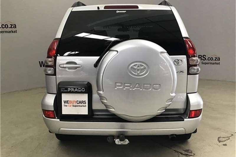 2009 Toyota Land Cruiser Prado 4.0 VX