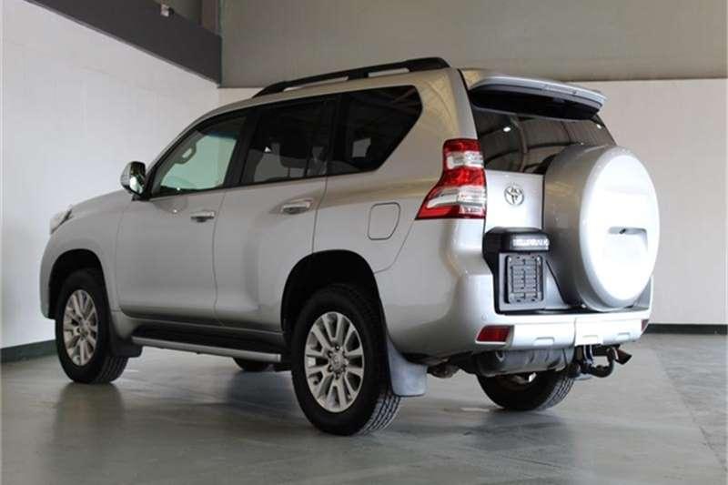 2017 Toyota Land Cruiser Prado PRADO VX L 3.0D A/T