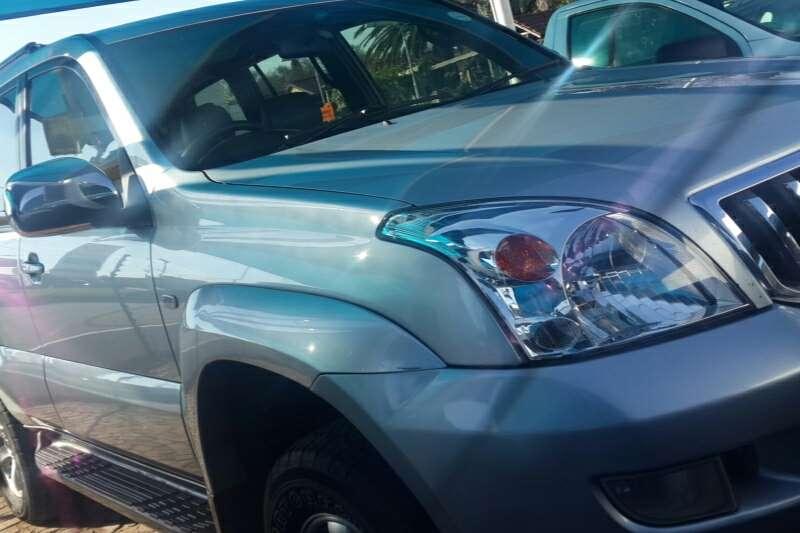 2005 Toyota Land Cruiser Prado