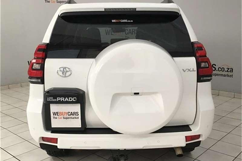 2018 Toyota Land Cruiser Prado PRADO VX L 3.0D A/T