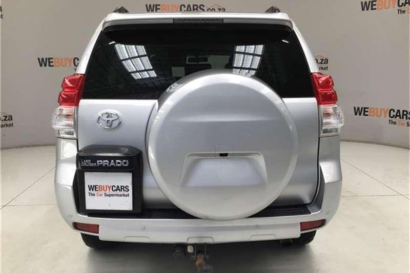 2010 Toyota Land Cruiser Prado 4.0 TX