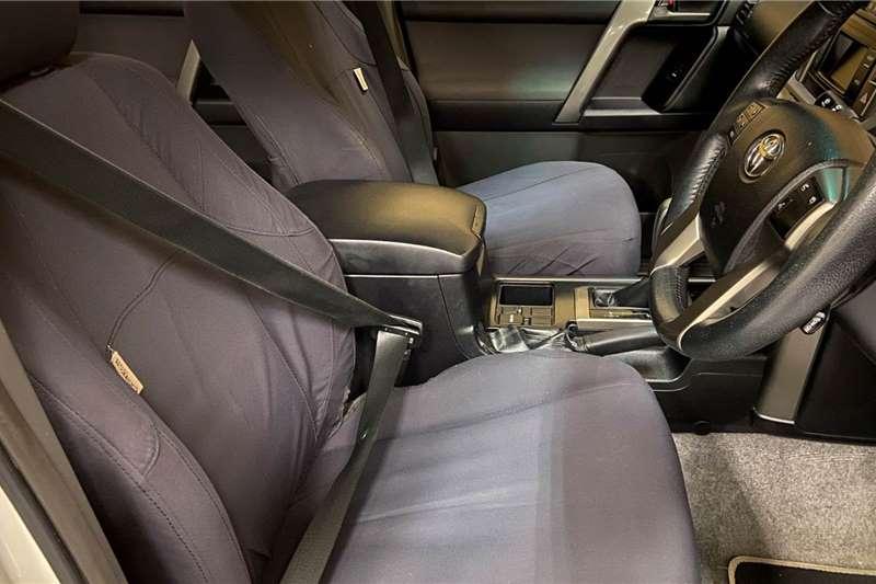 2010 Toyota Land Cruiser Prado 3.0DT TX