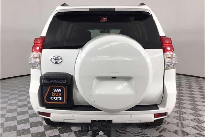 2010 Toyota Land Cruiser Prado