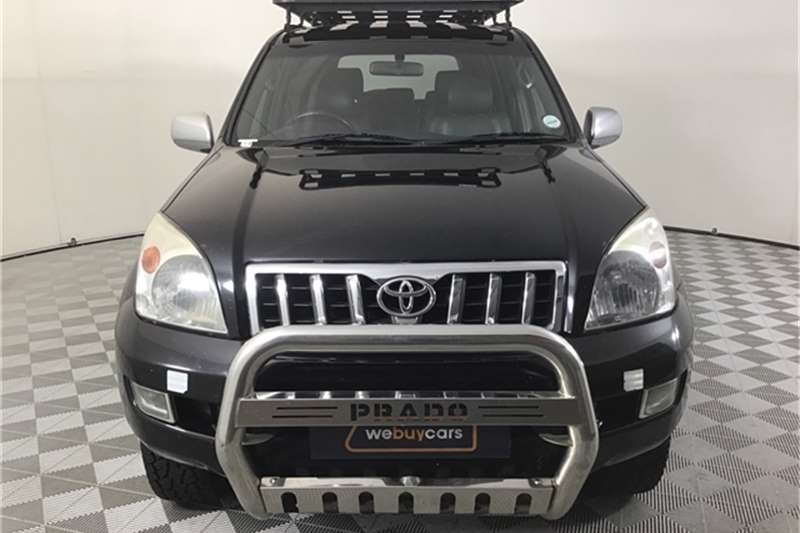 2006 Toyota Land Cruiser Prado