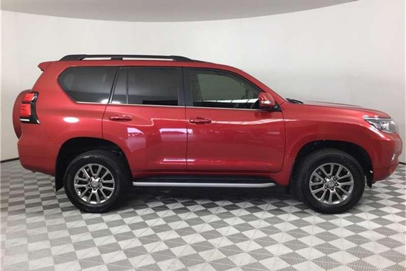 2019 Toyota Land Cruiser Prado