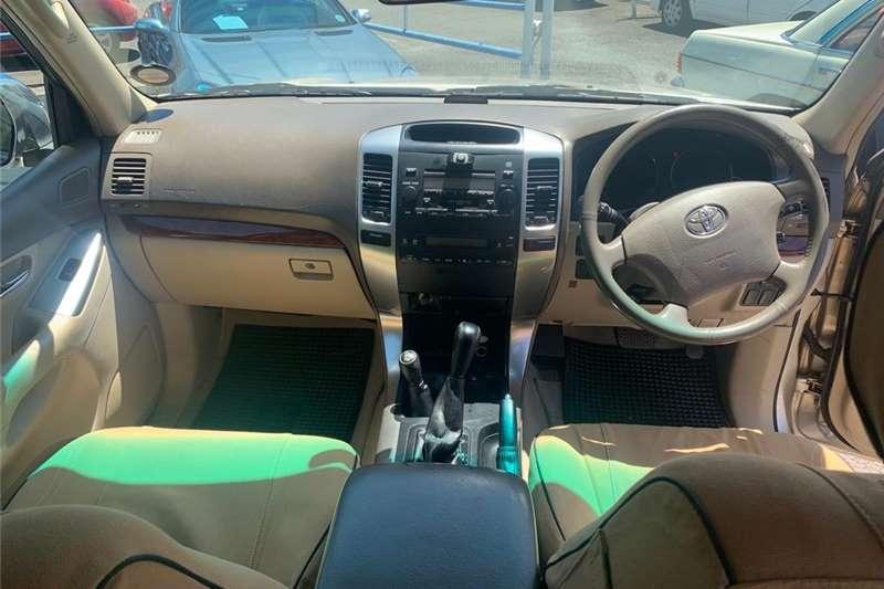 Used 0 Toyota Land Cruiser Prado