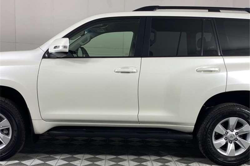 Used 2021 Toyota Land Cruiser Prado PRADO TX 2.8GD A/T