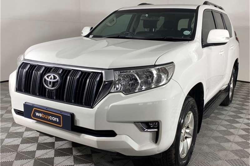 Used 2018 Toyota Land Cruiser Prado PRADO TX 3.0D A/T
