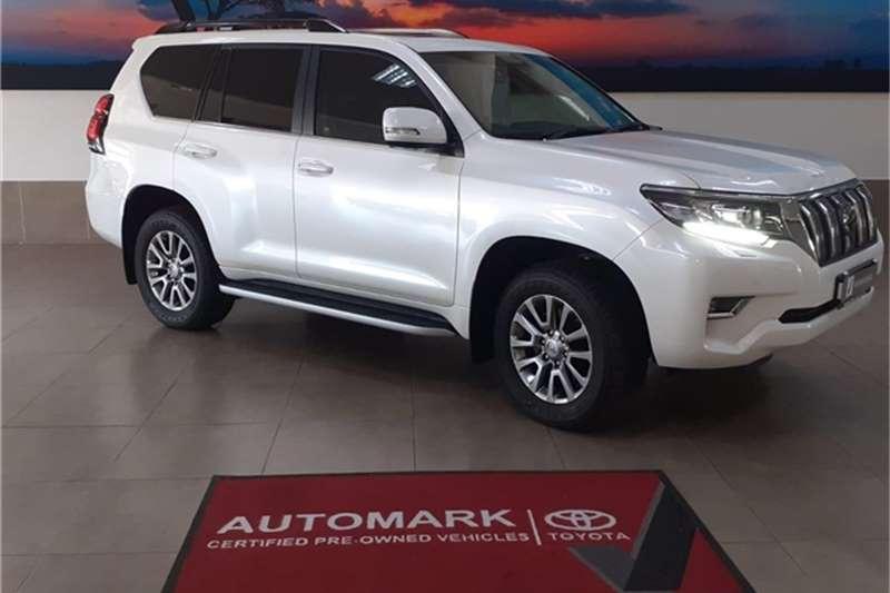 Toyota Land Cruiser Prado PRADO TX 3.0D A/T 2019