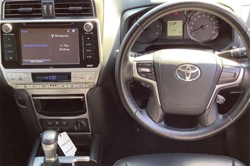 2019 Toyota Land Cruiser Prado PRADO TX 3.0D A/T