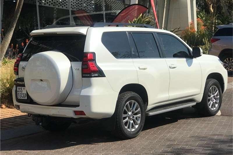 2020 Toyota Land Cruiser Prado PRADO VX 2.8GD A/T