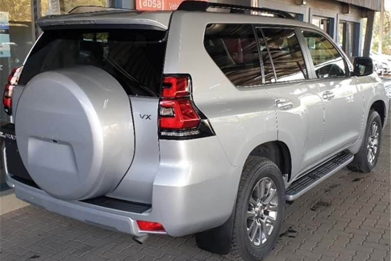 Used 2021 Toyota Land Cruiser Prado PRADO VX 2.8GD A/T
