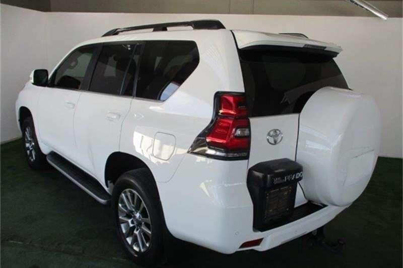 Toyota Land Cruiser Prado PRADO VX 3.0D A/T 2017