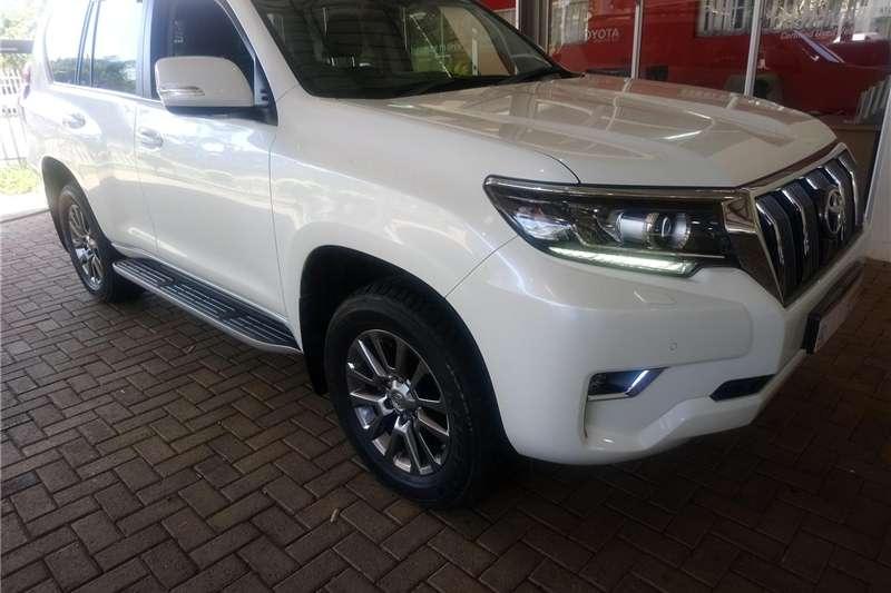 Toyota Land Cruiser Prado PRADO VX 3.0D A/T 2018